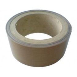 Taśma Teflonowa bez kleju 150 x 0,08 mm - 30 metrów