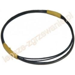 Drut oporowy teflonowany d=0,9 mm - 150 cm
