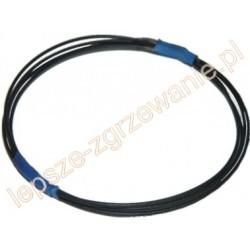 Drut oporowy teflonowany d=1,0 mm - 150 cm