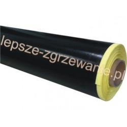 Ceratka Teflonowa Czarna z klejem 0,13 mm- na metry