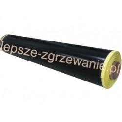 Ceratka Teflonowa Czarna z klejem 0,13 mm-rolka 30 mb