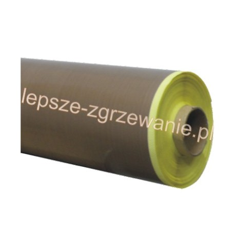 Ceratka Teflonowa 0,20 mm klejem  - rolka 30 metrów