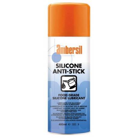 Smar silikonowy - Silicone Anti-Stick  400 ml