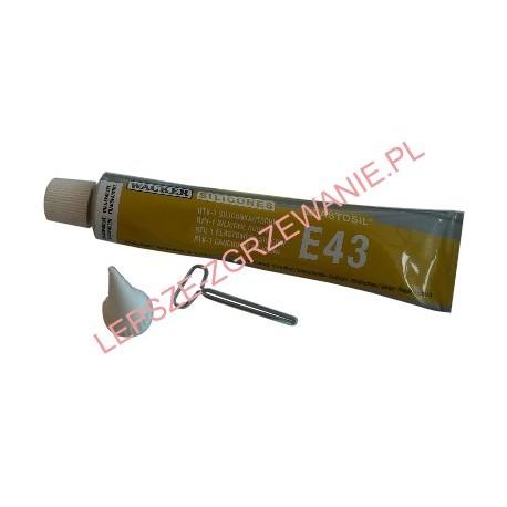 Klej do silikonu ELASTOSIL E43 - tubka 90 ml
