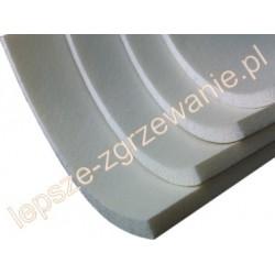 Silikon gąbczasty 10 mm - szerokość 1 m- długość na metry